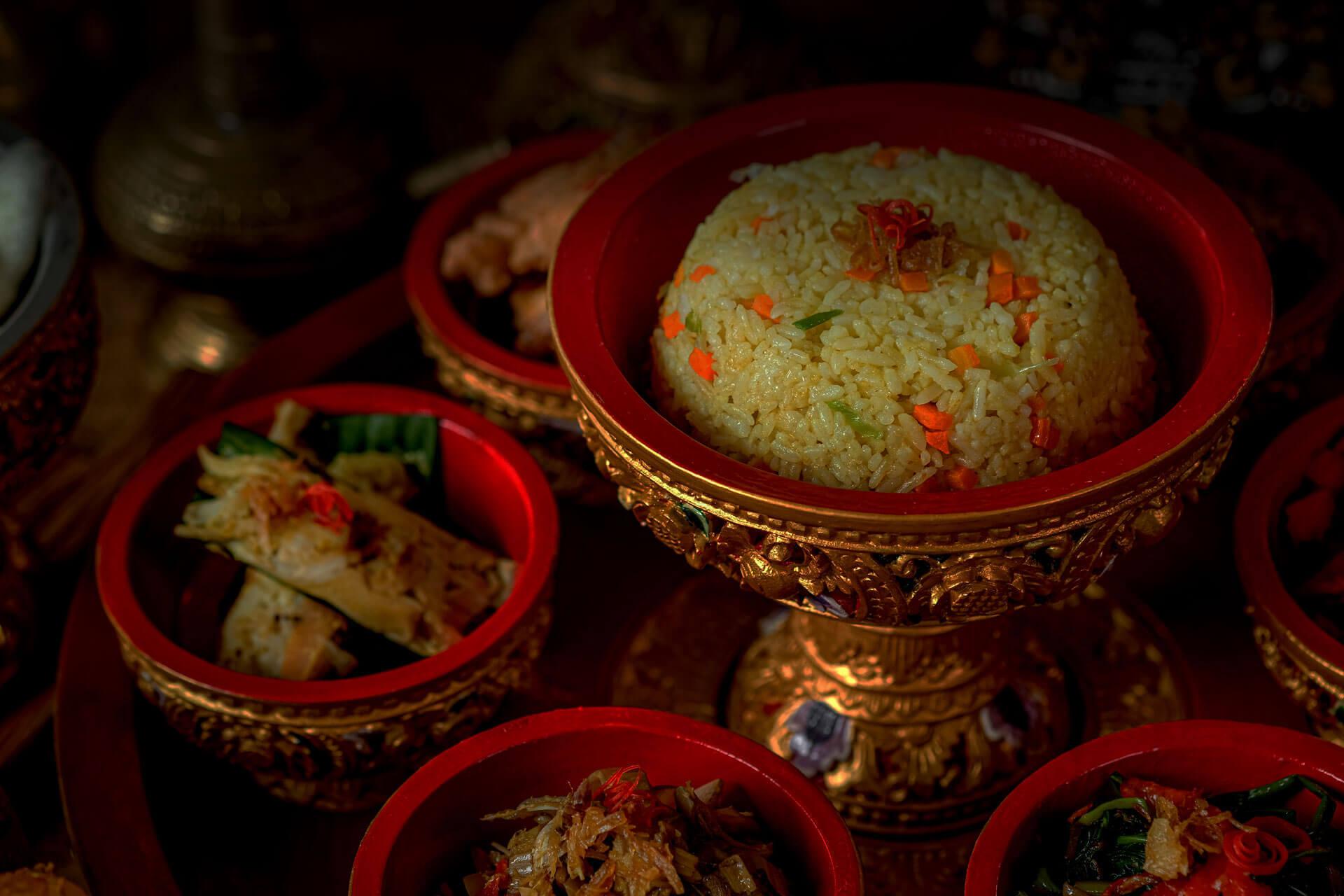 Dapur Raja - Balinese Rijsttafel Restaurant in Ubud Bali