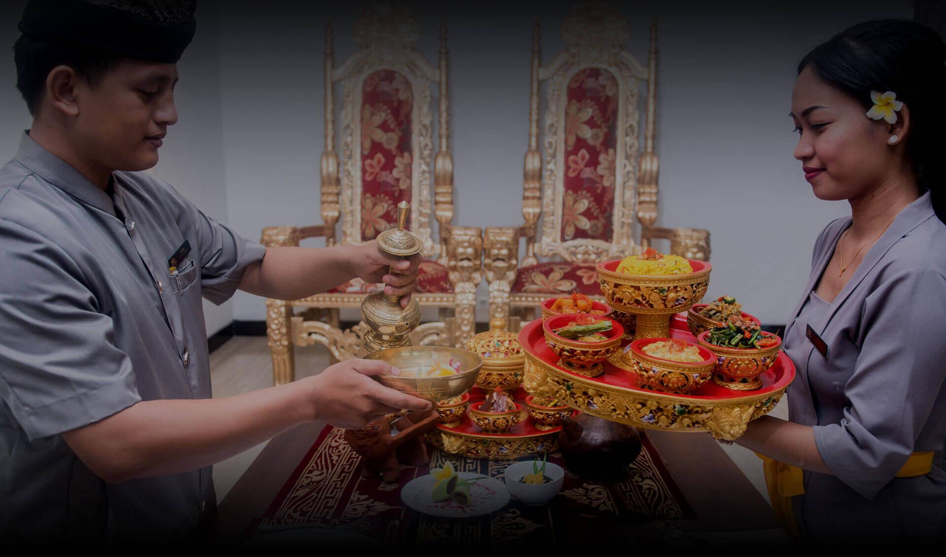 Main About Dapur Raja