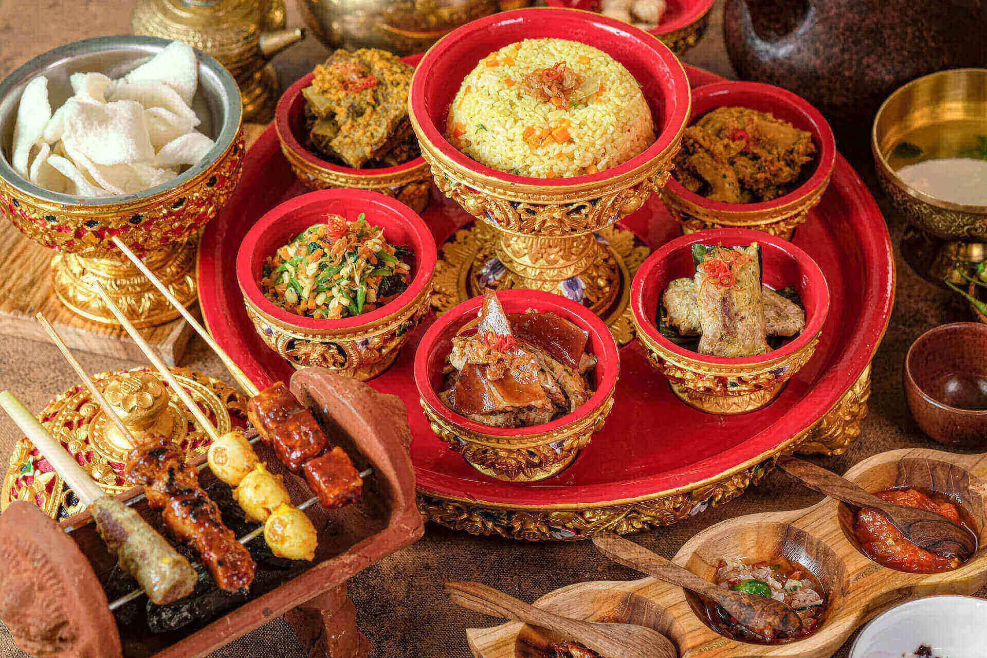 Non Vegetarian Menu - Dapur Raja